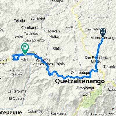 Momostenango San Pedro Sacatepequez San Marcos