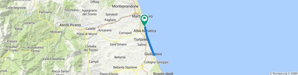 Da Via Taormina 2, Villa Rosa a Via Taormina 2, Villa Rosa