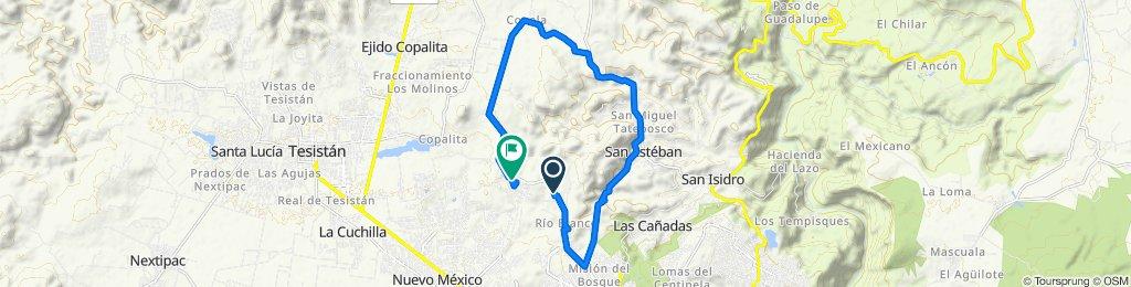 De Camino a la Presa 1195, Río Blanco a Calle San Rafael 406, Nuevo México