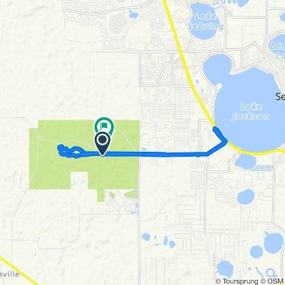 Picnic Area Rd, Sebring to 5931 Hammock Rd, Sebring