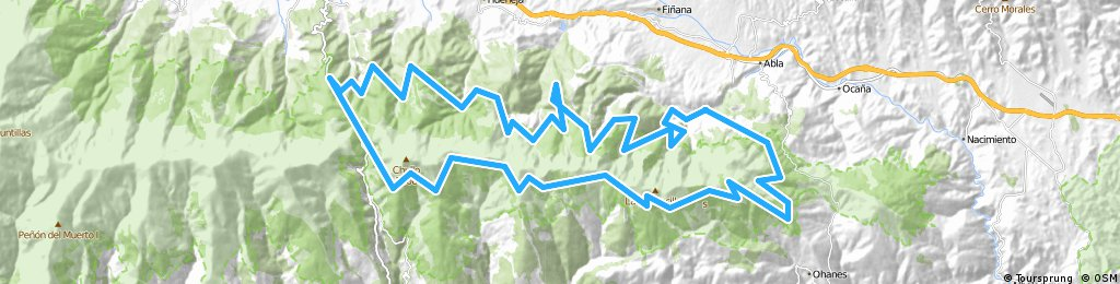 Sierra Nevada almeriense