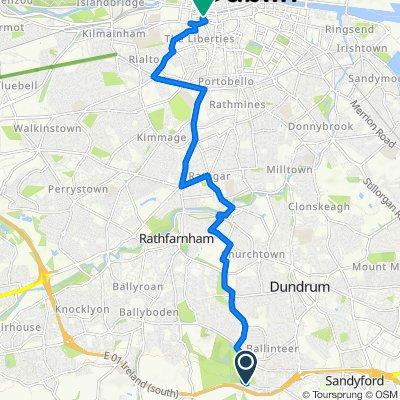 Da 3–3A Harold's Grange Road, Ballinteer a 5 Bridge Street Lower, Dublino