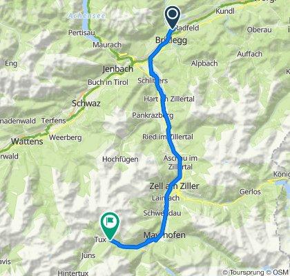 Tyrol 2021 - Etap 4