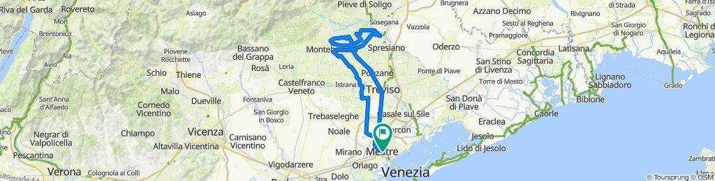 Giro sul Montello
