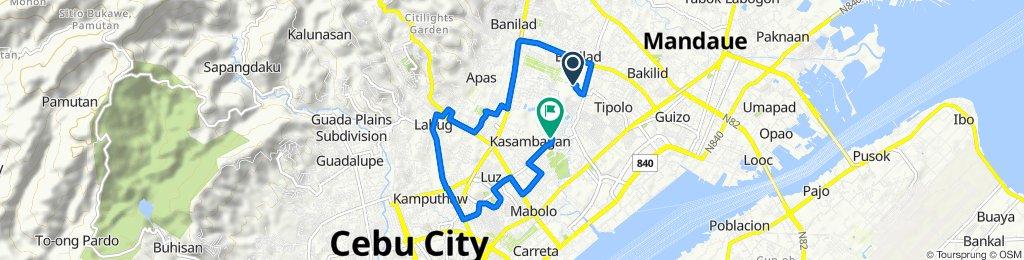 City Bike Sept 6 2020