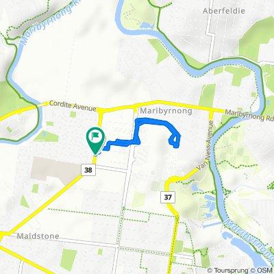 4 Wests Road, Maribyrnong to 4 Wests Road, Maribyrnong
