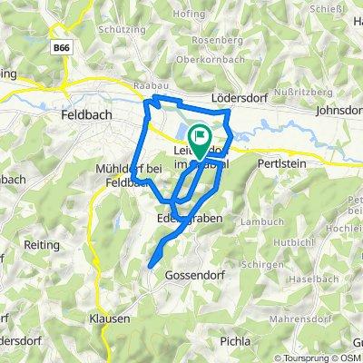 Leitersdorf im Raabtal 39, Leitersdorf im Raabtal nach Leitersdorf im Raabtal 65, Leitersdorf im Raabtal