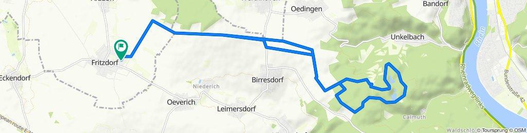 Steinbruchsee/Calmuth