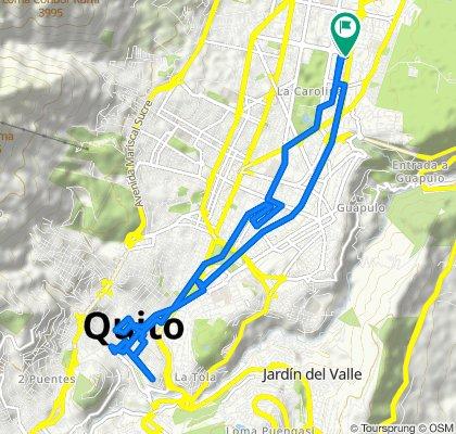 Centro Historico de Quito R1