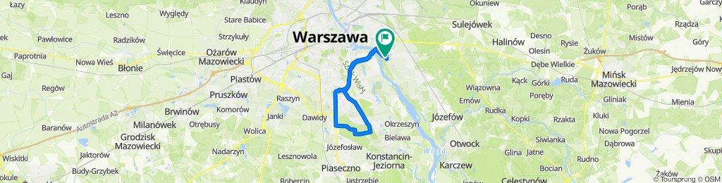 Wawer-Las Kabacki-Wawer