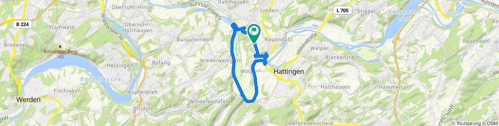 Dahlhauser Straße 85A, Hattingen nach Dahlhauser Straße 85A, Hattingen