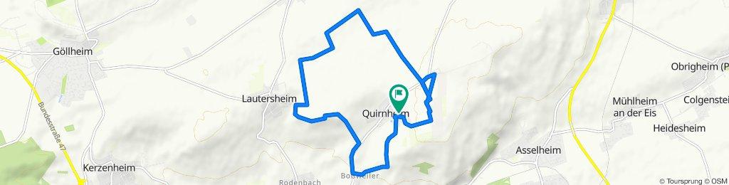 Vor der Pforte 8, Quirnheim nach Vor der Pforte 8, Quirnheim