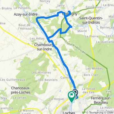 Chambourg - Chédigny