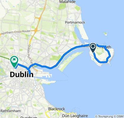92–94 Carrickbrack Road, Dublin 13 to 32 Great Western Sq, Dublin 7
