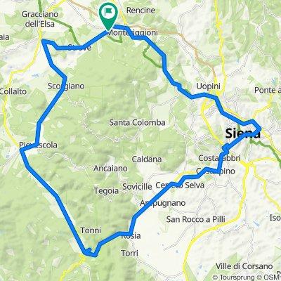 Tondje Siena