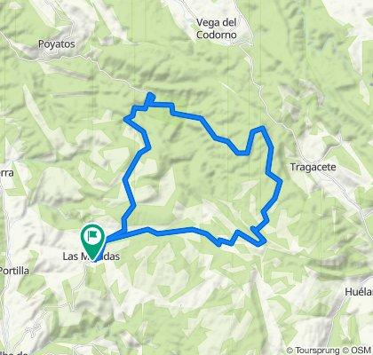 Una buena vuelta por la sierra de Cuenca