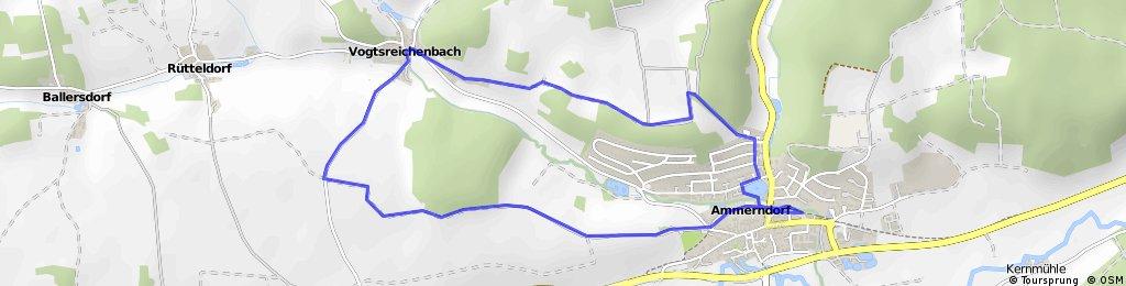Ammerndorf-Vogtsreichenbach-Rundweg