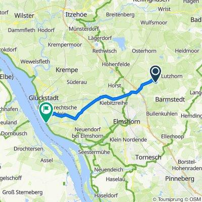 Hauptstraße 39, Groß Offenseth-Aspern nach Bielenberg 31, Kollmar