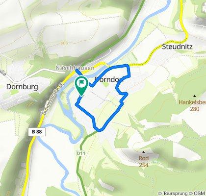 Markt 4, Dornburg-Camburg nach Markt 4, Dornburg-Camburg