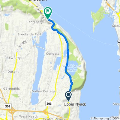 501 N Highland Ave, Upper Nyack to 226–274 S Route 9W, Haverstraw