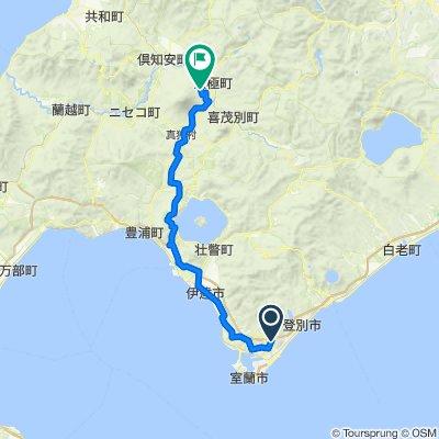 24, Muroran to Kyogoku