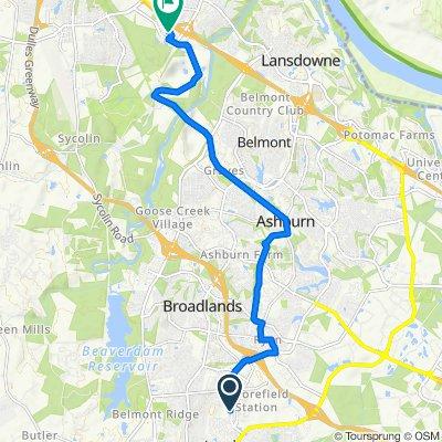 Bike to Goose Creek
