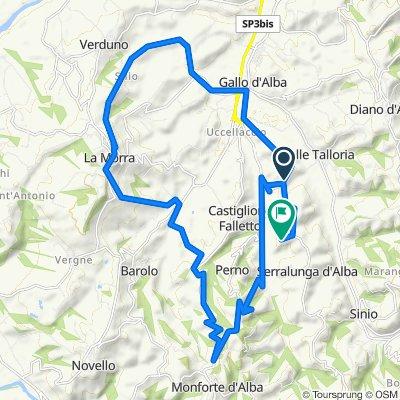 Serralunga_Gallo d'Alba_LaMorra (35km, 780hm)