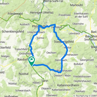 schleid-felda-werra-ulster