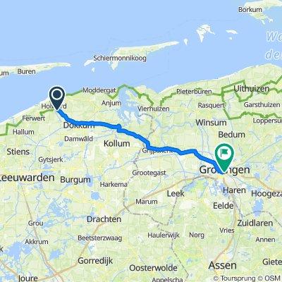 Waaxens, Waaxens, Waaxens Gem Dongeradeel nach Stationsweg 1002, Groningen