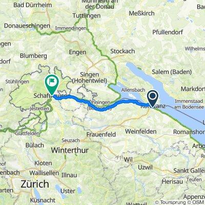 Kreuzlingen-Schaffhausen Süd