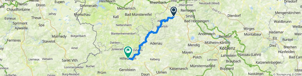 2 Ahrweiler - Hillesheim