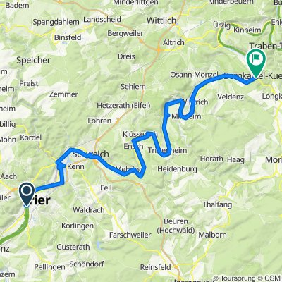 5 Trier - Bernkastel