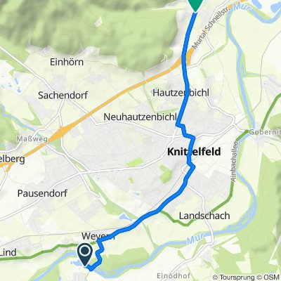 Teichweg 1–24, Großlobming nach Hofladenweg 1, Kobenz