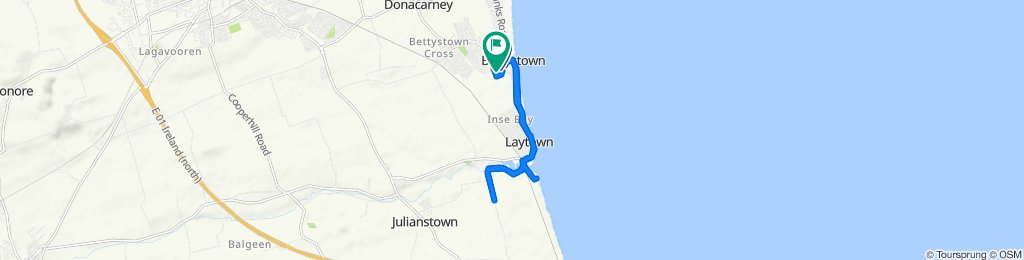 Betaghstown to Bettystown - Court Hotel