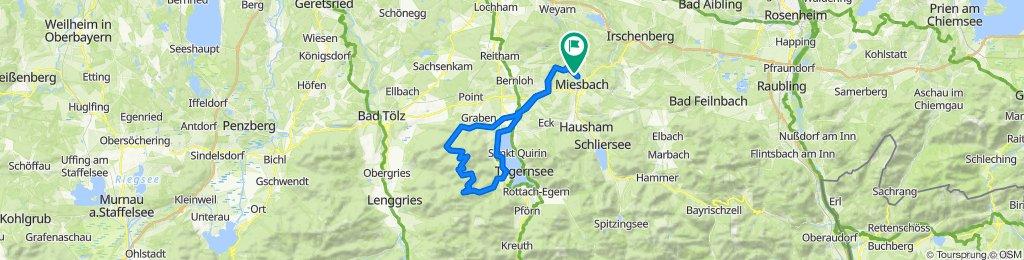 Miesbach - Aueralm