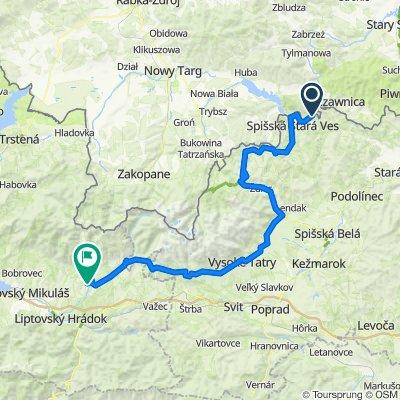 Okolo Slovenska 2020 - deň 14