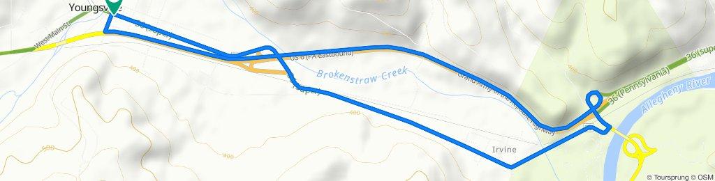 Irvine / Route 6 Loop