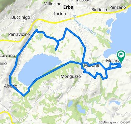 Giro Lago di Alserio