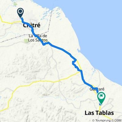 De Calle 6ta. 34-263, Monagrillo a CSS, Las Tablas