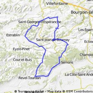 b3 Circuit Nord-Isère