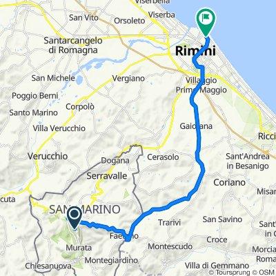 8.Tag Florenz-Adria