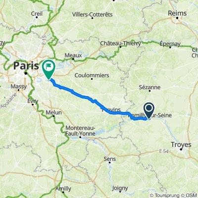 4. Romilly-sur-Seine - Pontault-Combault