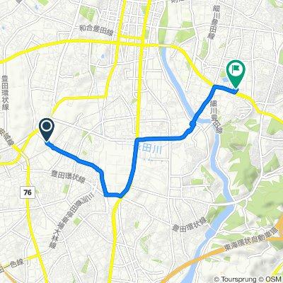 De 47, Koonosucho 2-Chōme, Toyota-Shi a Kamiikecho 2-Chōme, Toyota-Shi