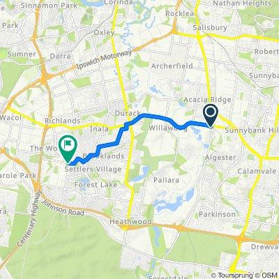 174 Learoyd Road, Acacia Ridge to 567 Waterford Road, Ellen Grove