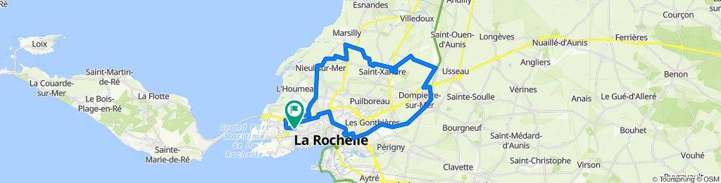 LR/Dompierre/St Xandre/Nieul/LR