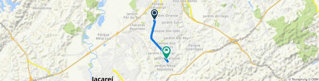 De Rua Pimenteiras 435 a Rua Cantagalo 133