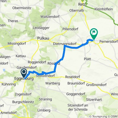 Eggenburg - Pulkau