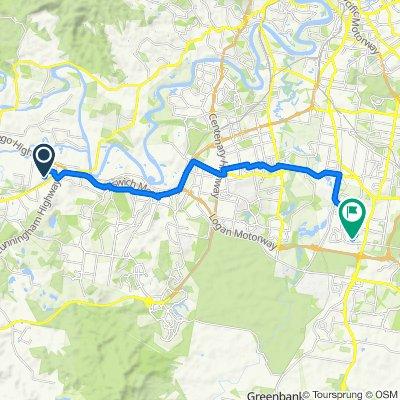 87–89 Hoepner Road, Bundamba to 84 Lake Eyre Crescent, Parkinson