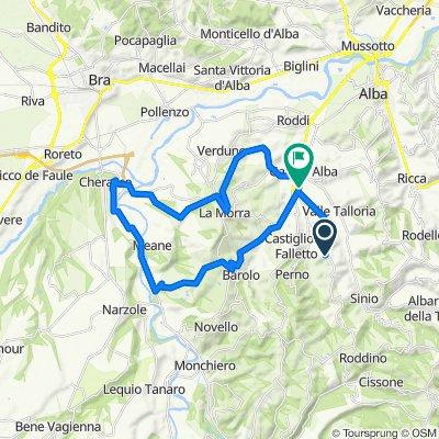 Serralunga Cherasco (48km 750hm)