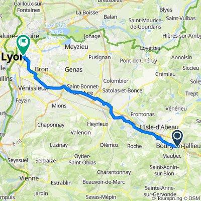 Bourgoin Lyon